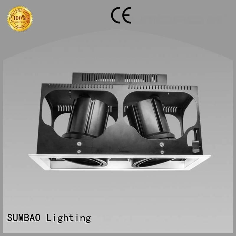 SUMBAO LED Recessed Spotlight dw085 customized dw0722 museums