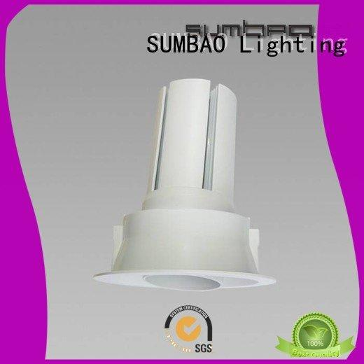 SUMBAO Brand 33° desk LED Recessed Spotlight 20° 30w