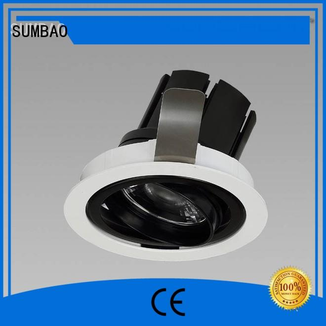 Hot Specification grade AL 4 inch recessed lighting high SUMBAO Brand