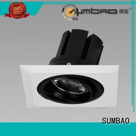 4 inch recessed lighting 12° LED Recessed Spotlight SUMBAO