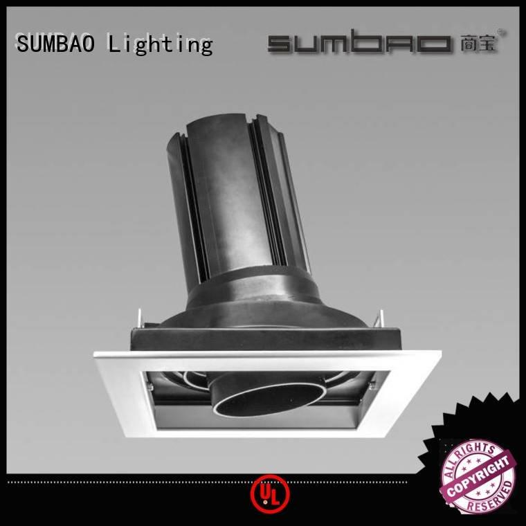 SUMBAO 465x155mm dw0301 dw066 4 inch recessed lighting dw0281
