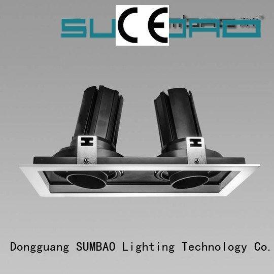 8 recessed light trim rings dw0193 dw0282 Exhibition room dw0313 SUMBAO