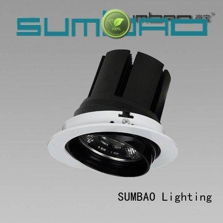 SUMBAO 4 inch recessed lighting dw085 residences round