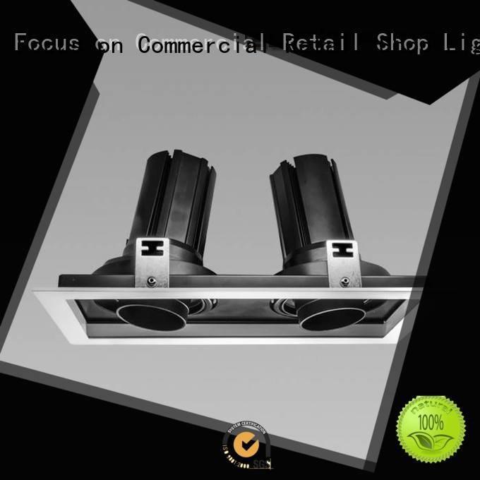 Quality 4 inch recessed lighting SUMBAO Brand Specification grade AL LED Recessed Spotlight