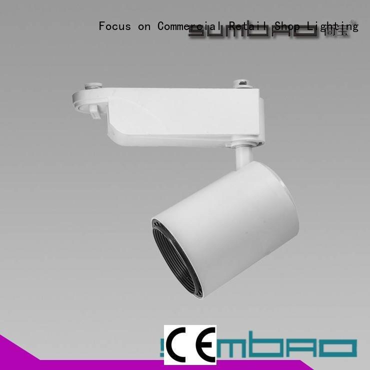 Hot track light bulbs tk061 LED Track Spotlight 4000K SUMBAO